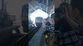 京急1000形1033編成団体貸切列車 ドレミファインバータを歌いながら京急久里浜駅を発車【ありがとうドレミファインバータ】