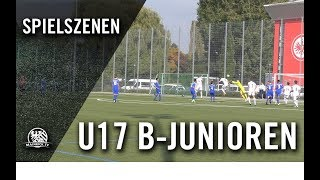 Eintracht Frankfurt U16 – SV Darmstadt 98 U17 (6. Spieltag, B-Hessenliga)
