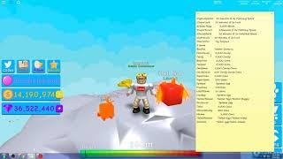 ROBLOX Bubble Gum Simulator Neuer Code 2019