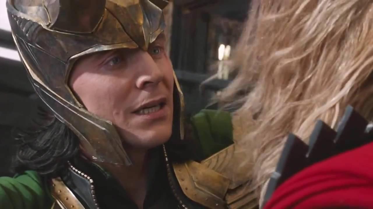 All Hail The King - A Loki + Avengers Fanfiction