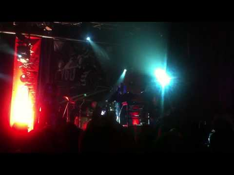 KMFDM @ Divan du monde (Paris) 16/04/2013