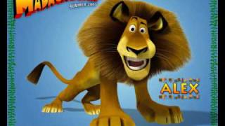Madagascar 2 Soundtrack - Alex on the Spot + link to download!