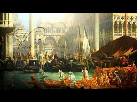 A. Vivaldi: 6 Violin Concertos Op.12 [Academy of Ancient Music-P.Beznosiuk]
