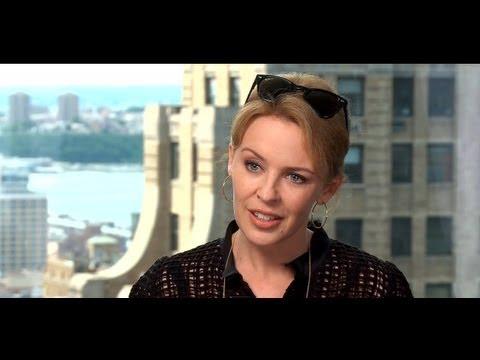 Kylie Minogue - VEVO News Interview