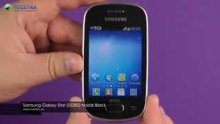 обзор моегудущего телефона  Samsung Galaxy Star S5282 Noble Black