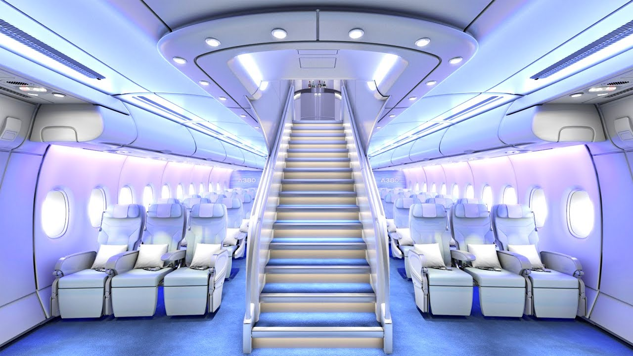 Download Inside The World's Biggest Passenger Plane