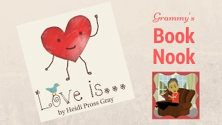 Скачать Love Is A Children S Picture Book About Love Children S Books Read Aloud