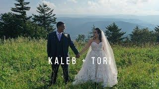 Kaleb + Tori {Wedding Film}