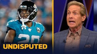 Rams trading for Jalen Ramsey was 'dangerously desperate' - Skip Bayless | NFL | UNDISPUTED