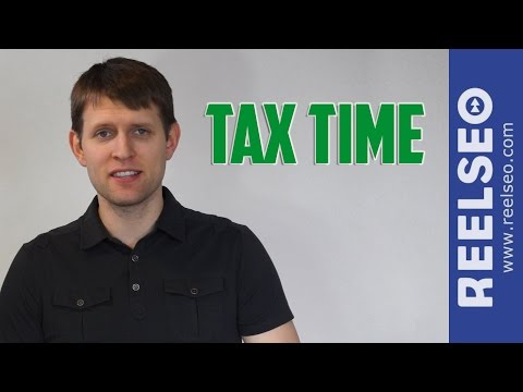 YouTube Tax Write-offs & IRS Deductions - Online Video Expenses  [How Tos Day #3]