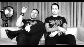Trivium - Silence In The Snow Track By Track (Part 1)