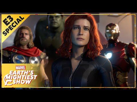 Best of E3: Marvel?s Avengers and MARVEL ULTIMATE ALLIANCE 3!