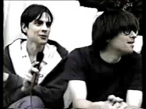 Weezer 1994 Public Access TV interview part 1/2