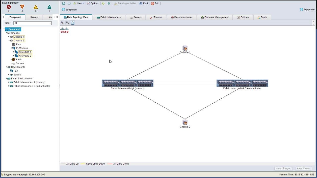 Cisco UCS Platform Emulator Setup