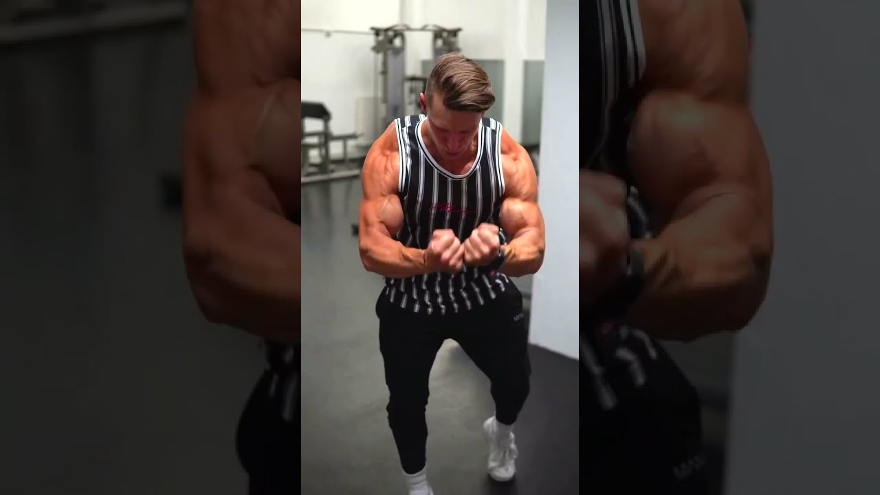 How To Build Your Biceps at Home 😱