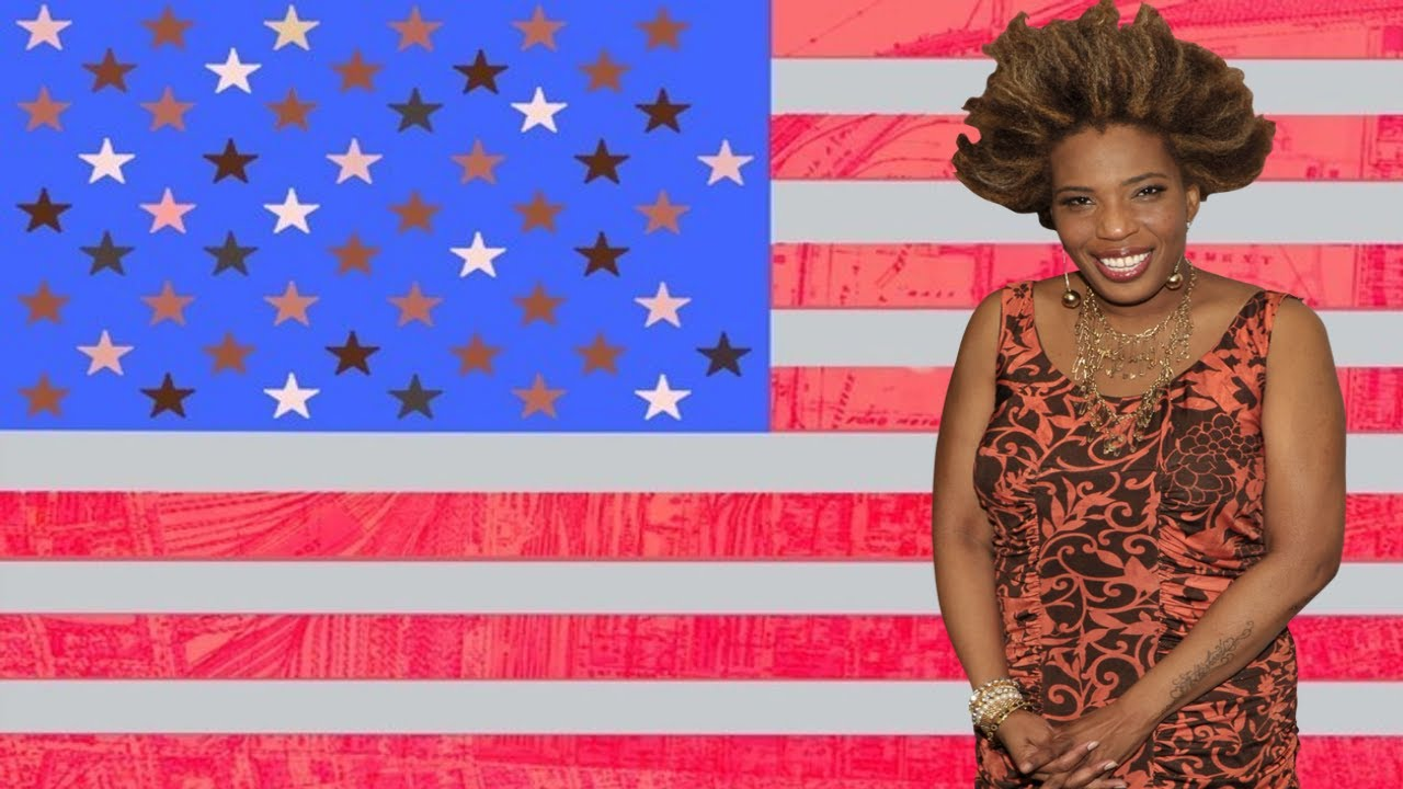 Macy Gray: It's Time for a New American Flag