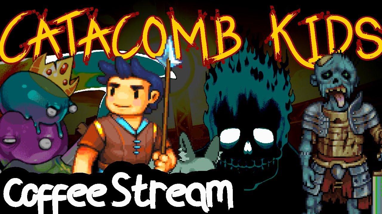 Catacombs Stream
