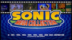 Sonic Mega Collection [GameCube] Gameplay [1080p]