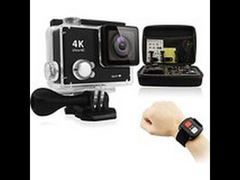 Geekpro Camera Review : Cyclist review geekpro camera see website link below youtube