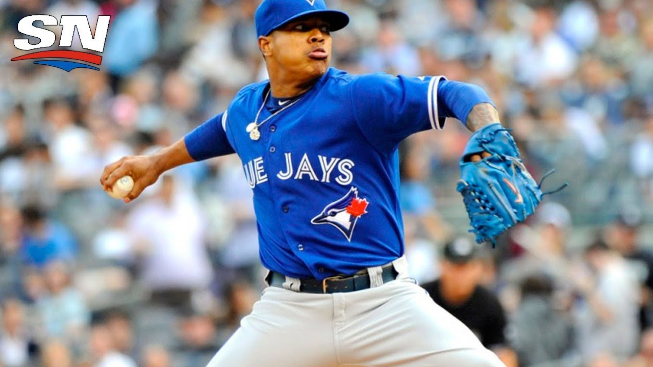 buy popular 5ae56 debe6 Can Toronto Blue Jays SP's Marcus Stroman and Aaron Sanchez Become MLB  Aces? | Baseball Central