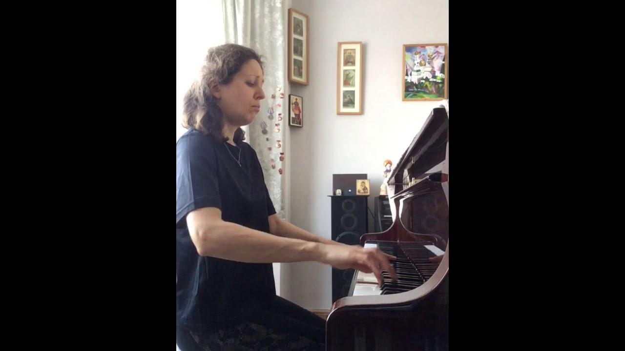 Lockdown Pianist Alphabet - T