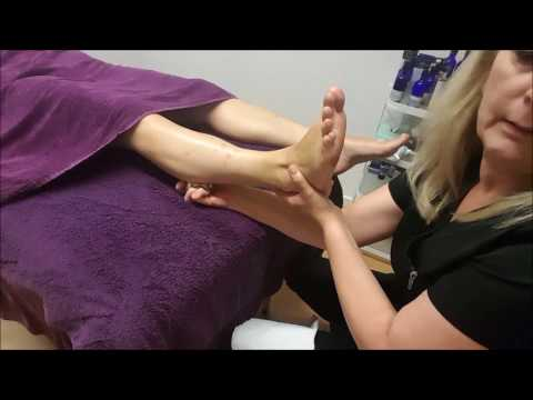 Kansa Foot massage with Perfect Pamper
