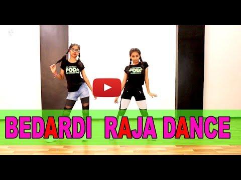 BEDARDI RAJA | Delhi Belly | DANCE choreography @PODA (PACIFIC OCEAN DANCE ACADEMY)