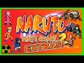 Naruto Ninja Council II extras