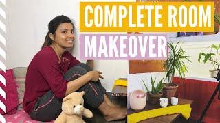 Small Room Makeover   Small Budget Big Makeover I Shweta Mishra