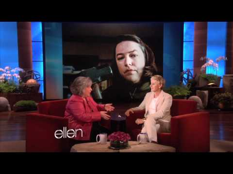 Kathy Bates Stops By!
