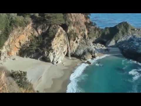Pfeiffer Big Sur Falls California