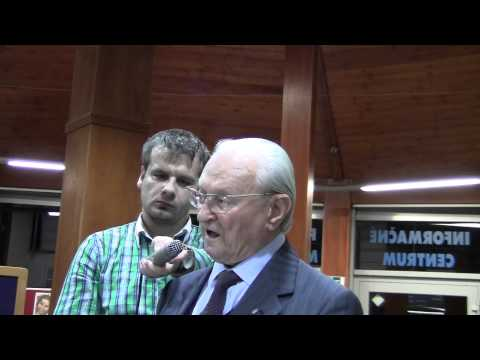 prof. Milan Ďurica; prednáška, Jozef Tiso - Ivanka pri Dunaji 15. 11. 2012 2/5