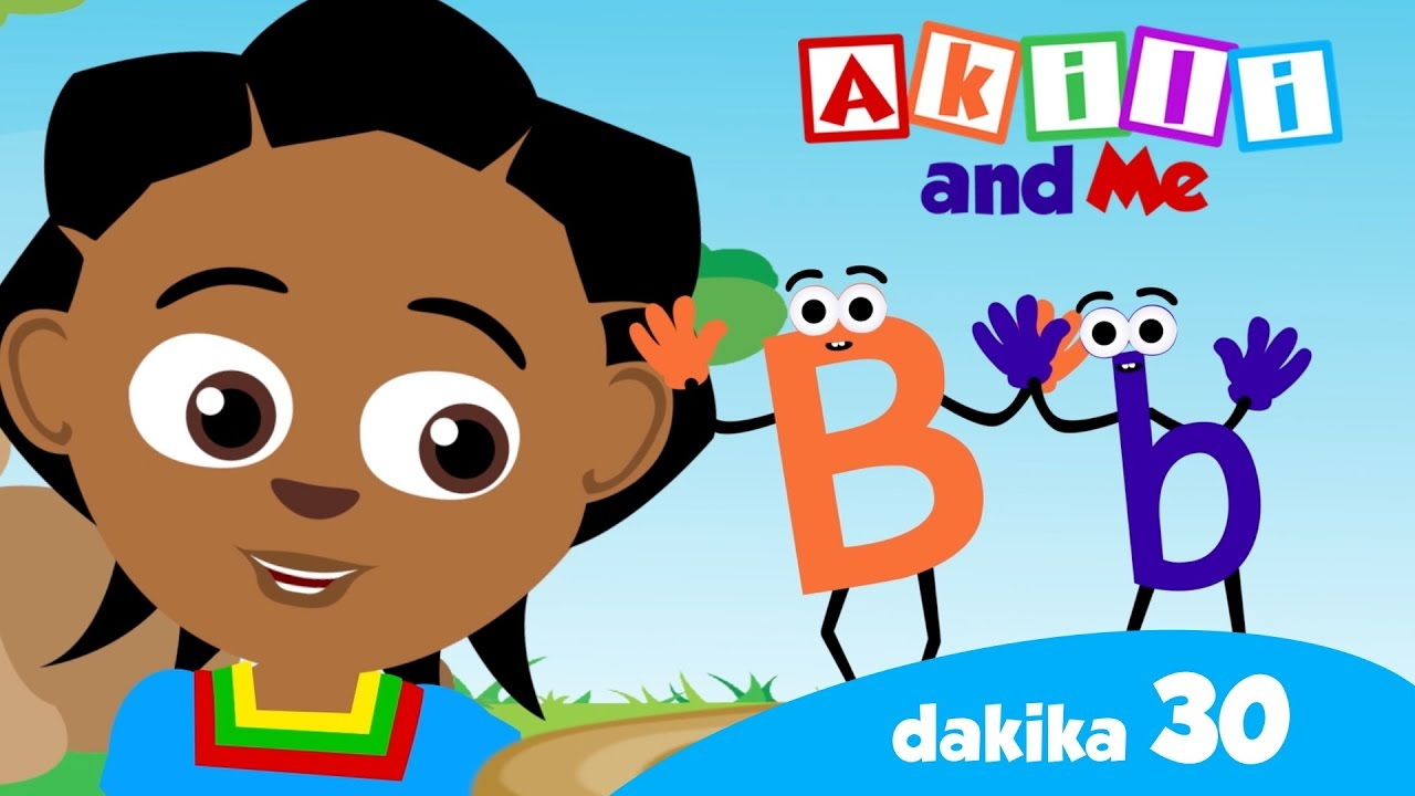Learn swahili alphabet