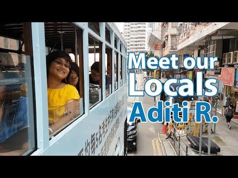 Meet our Locals: Aditi R.