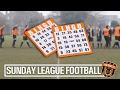 Sunday League Football - BINGO