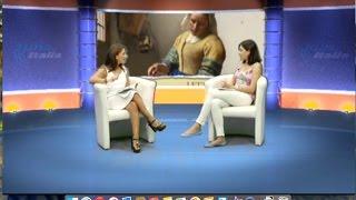 Let's Bake ART: Mariapia fa due chiacchiere con Rosa Alvino di Julie Tv