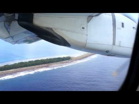 LANDING TUVALU