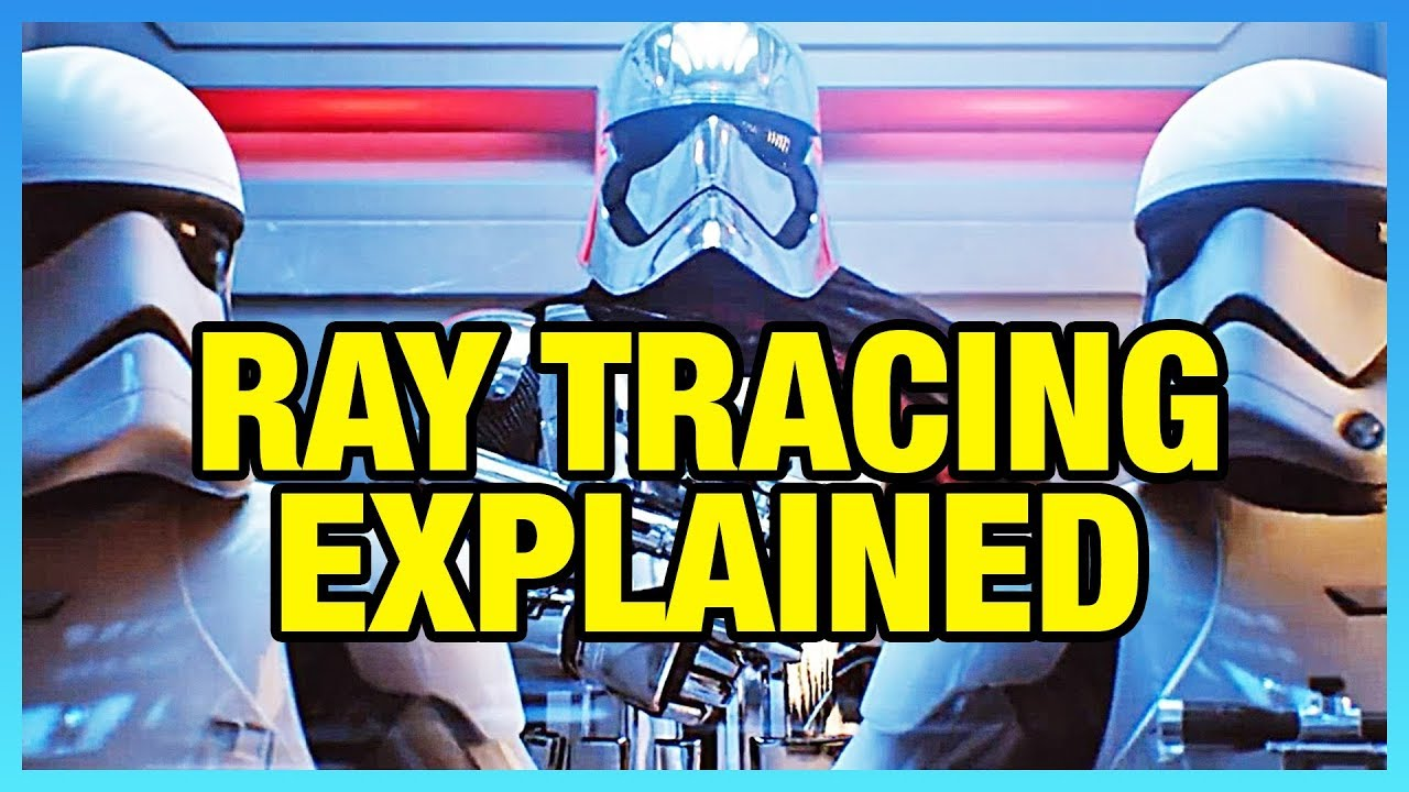 Ray Tracing, The New Buzzword In The Gaming Scene Providing