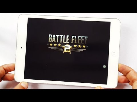 Battle Fleet 2: WW2 in the Pacific Gameplay iOS & Android iPhone & iPad HD