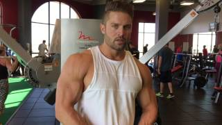 Build Boulder Shoulders With This Workout!