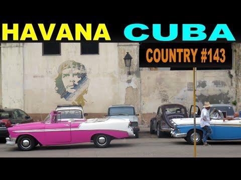 A Tourist's Guide to Havana, Cuba