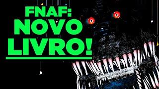 FNAF: The Twisted Ones - NOVO LIVRO DESVENDADO!