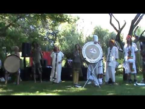 Binghi Warriors Meet The Twelve Tribes Of Israel