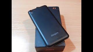 Doopro p3 Обзор батарея 4200 мАч