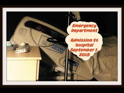 Emergency Department  Visit