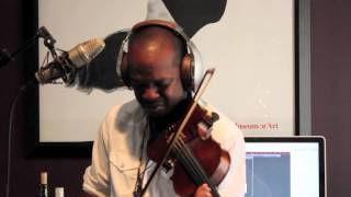 "Sam Smith - Stay With Me (Violin Cover) by Ashanti Floyd ""The Mad Violinist"""