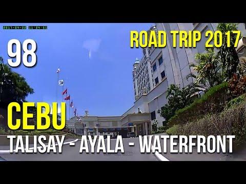 Road Trip #98 - Cebu: Talisay to Ayala and Waterfront Lahug