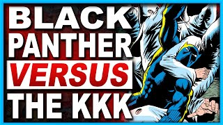 Black Panther vs. The Klan & The End of Jungle Action! (Black Panther)