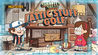 Disney Gravity Falls: Attic Stuff Golf