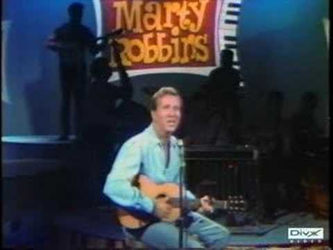 Marty Robbins Singing 'Just Before The Battle Mother.'